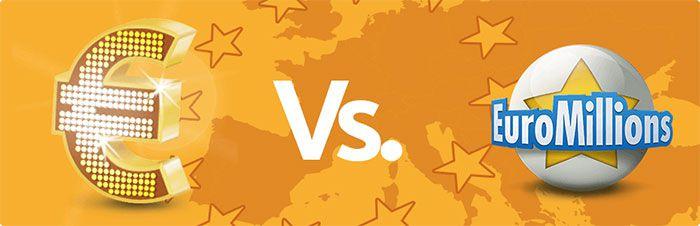 EuroMillions vs EuroJackpot