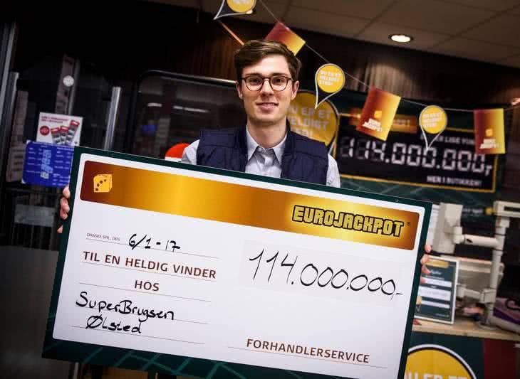 Euro Jackpot Winner